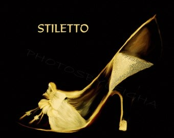 "Digital Photo File - ""Stiletto"" - large format 2013x1872  print up to 28x26"
