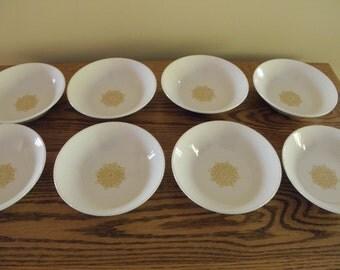 Serenade Sheffield China Sauce Bowls - (Set of 8)