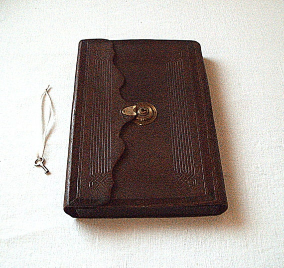 Travel Writing: Antique Travel Writing Set Collectible From 1820 By KissMouth