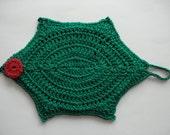 PATTERNS to crochet pot holders