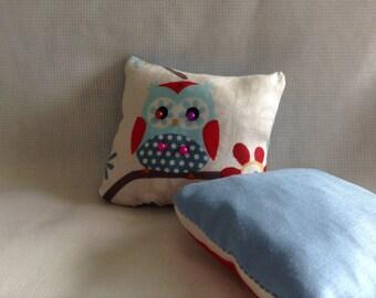 Little Owl pincushion