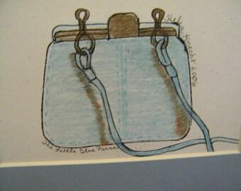 hkOriginals Blue Series Drawings