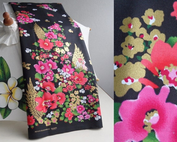 Asian Style Fabric 22