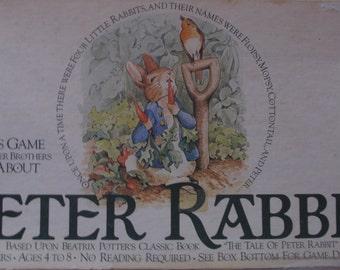 Peter Rabbit Game