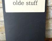 Chalkboard Vintage Clipboard Adorable