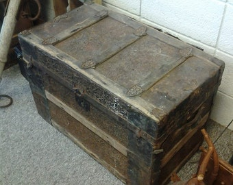 Chest Restoration Old Trunks