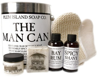 The Man Can - FREE SHIPPING!*