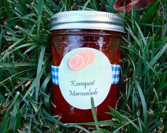 Kumquat Marmalade: Half Pint