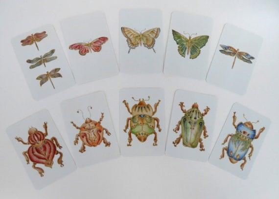Bug Memory Game