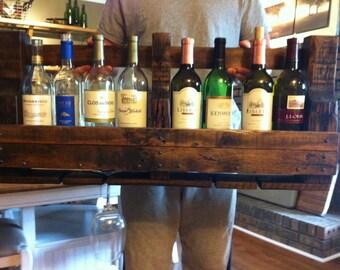 Large Wine Rack/Bottle Holder