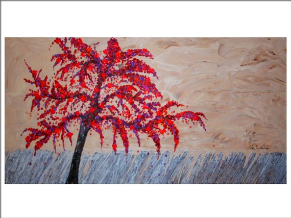 "39 ""x 20"" arte contemporáneo moderno original lienzo pintura abstracta arte décor de la pared. Por Alex Senchenko. Envío gratis."