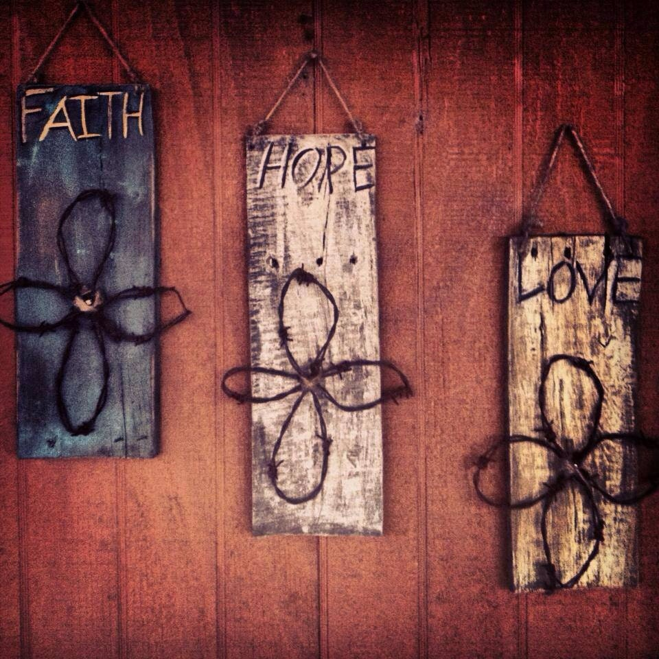 Distressed Rustic Wood Signs Rustic Home By KadysKustomKrafts