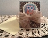 Owl Any Occasion Card A05