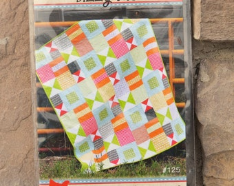 Bizzy Kid Quilt Pattern by Cluck Cluck Sew