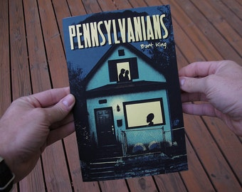 Pennsylvanians - Limited Edition Comic Book