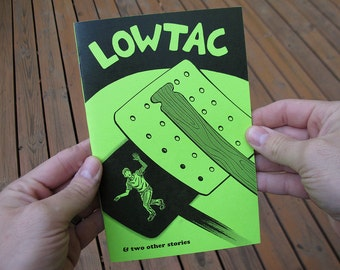 lowtac - mini comic