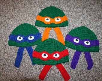 Adult Teenage Mutant Ninja Turtle Hat
