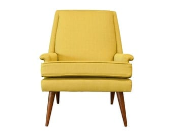 "Mid Century Modern Arm Chair (""Lux Chair"")"