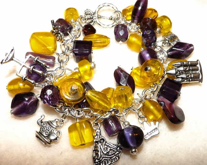 Beauty & The Beast Bracelet