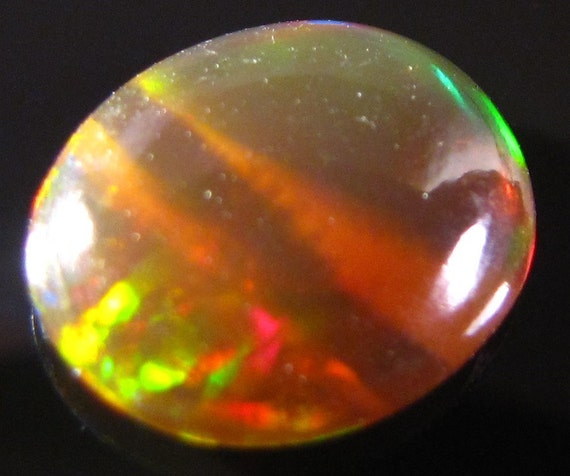 2 08 Cts Rarest Of Them All Welo Chocolate Opal Natural