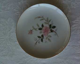 Vintage bread plate - Picardy by Contour China