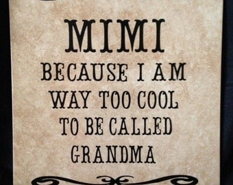 The word 'meme' means 'grandmother' in French. Actually, a more accurate translation is 'grandma' or 'granny'. For the more formal term 'grandmother' actually is 'grand-mere' in French.