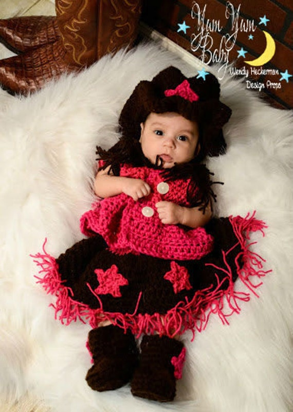 Country Western Baby Clothes