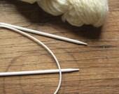 Pearls 32 inch Circular Knitting Needles