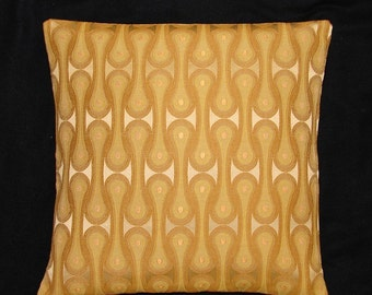 """Design 9297 by Josef Hoffmann - Maharam textiles -accent pillow 17"""" x 17"""" feather/down insert included"""