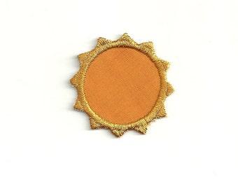 Tiny Sun Patch! Custom Made! AP67