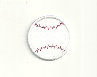 Tiny Baseball Patch! Custom Made!