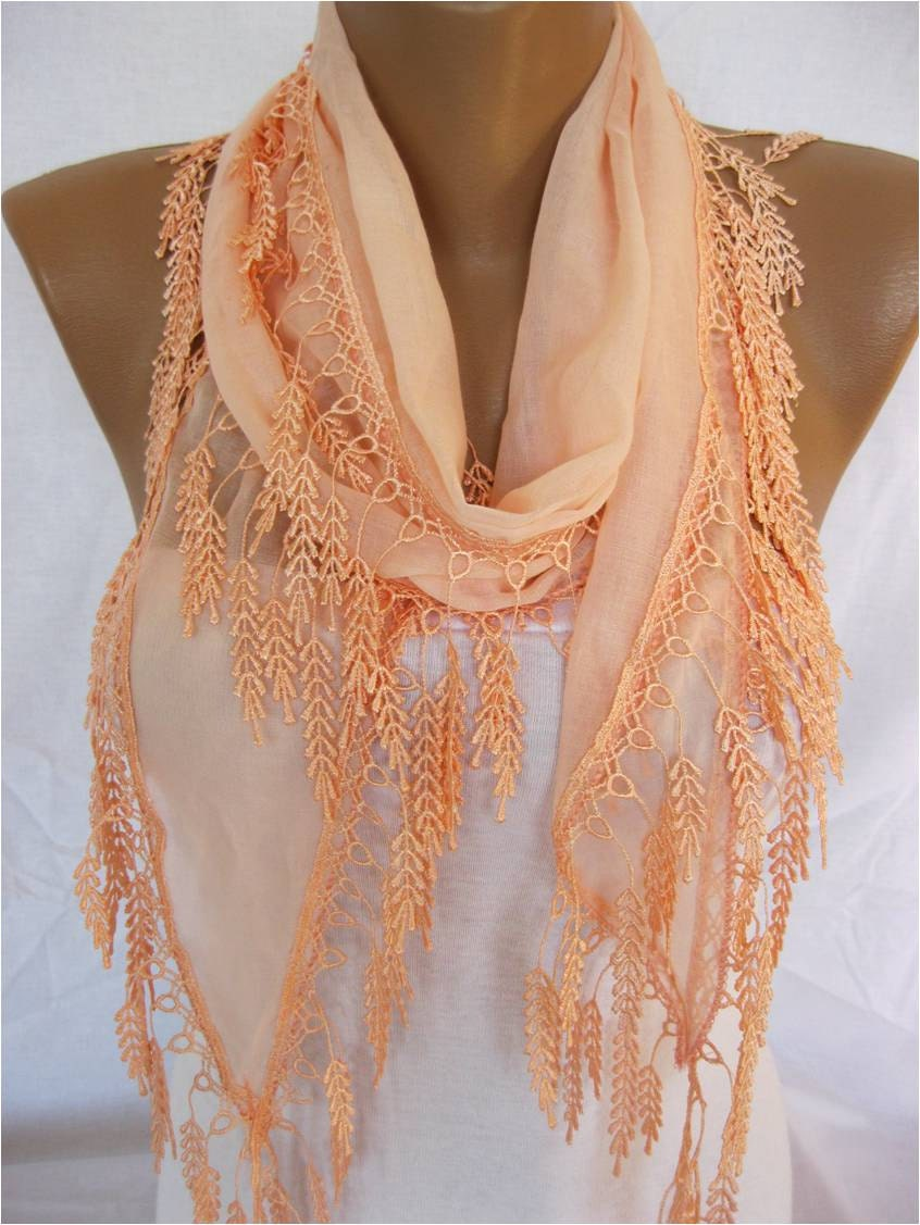 scarf scarves guipure fashion scarf gift ideas