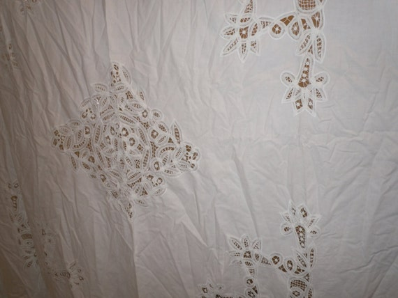 Battenburg Lace Kitchen Curtains Battenburg Lace Curtains Walm