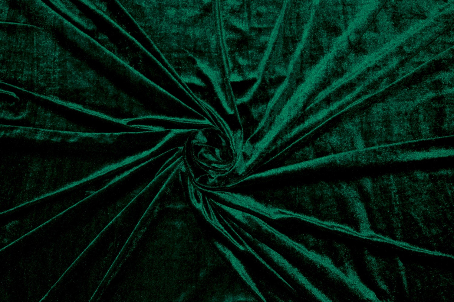 Green velvet fabric half yard 1 2 yard green velvet by the for Velvet fabric