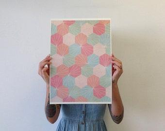 A3 Pastel Print