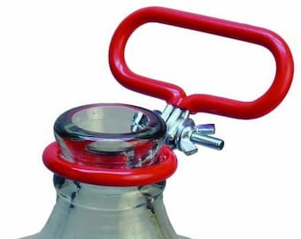 Home Brewing Carboy Handle for 5 and 6 Gallon Carboys
