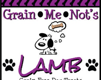 Grain Me Not's, The world's best Grain Free Dog Treats.