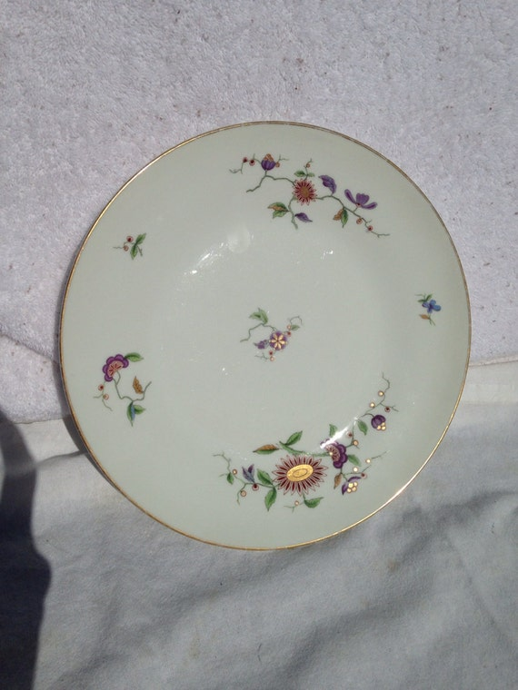 Richard Ginori Italian China Dinner Plate Oriente