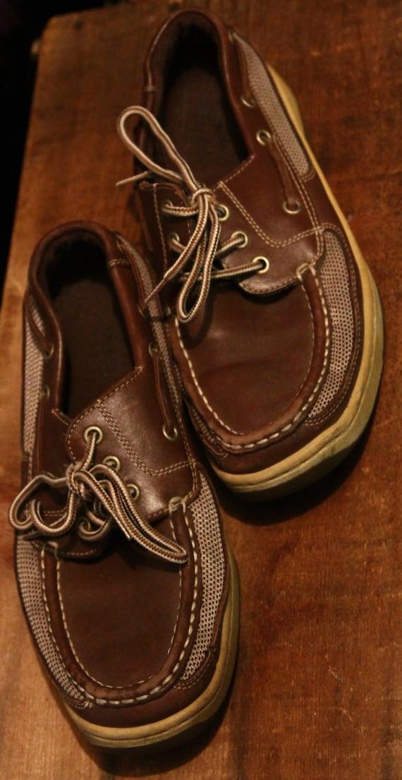 Caynon River Blues Shoes