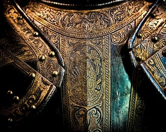 Paris Photography, Knight Photography, Armor Photography, Plate Armor, Knight Armor, Paris Photo, Armor Photo, Armor Print, Plate Armor Art