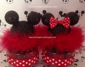 Minnie Mouse Party Favor,  Mickey Mouse Party Favor,