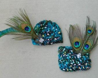 Crochet peacock by Helen Brooks | Crocheting Pattern
