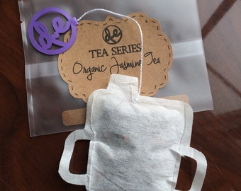 Baby Sippy Cup shaped Tea Bag