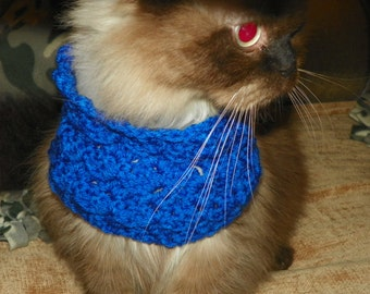 Cat Cowl Neck Warmer