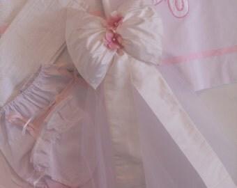 Baptismal Lambatha, silk lambatha