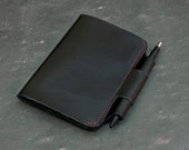 Leather Cover No. 120 for Field Notes Brand Notebooks