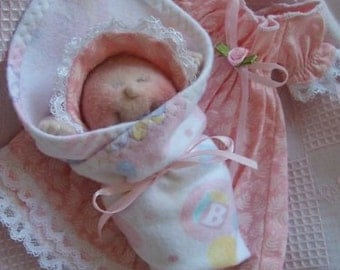 soft sculpture doll instructions