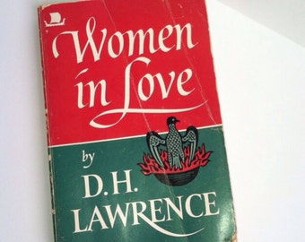 Women in Love by DH Lawrence
