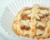 Apple Pie Cookie (12) Edible Favor, Edible Gift, Wedding, Birthday, Baby Shower, Bridal Shower