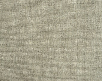 Natural Irish Linen Fabric - 0.5m, 149 g/m2